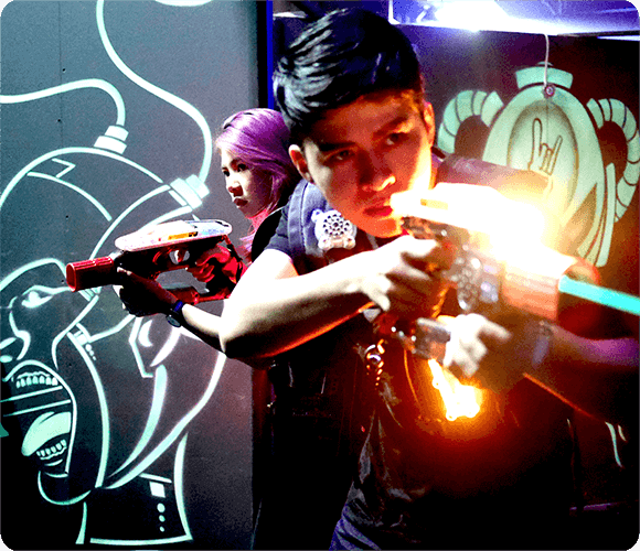 Laser Tag Manufacturer, Zone Laser Tag - Helios PRO
