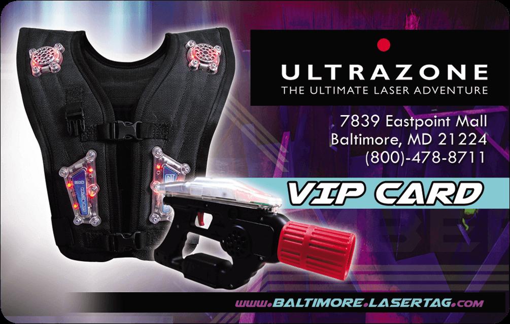 Membership Card, Laser Tag Manufacturer, Laser Tag System, Laser Tag Equipment