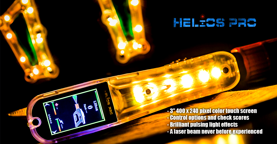 Laser Tag Equipment Helios PRO - zone laser tag products, laser tag software, laser tag system, laser tag equipment, laser tag wholesaler, laser tag manufacturing, zone laser tag, laser tag