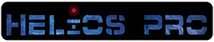 Laser Tag Equipment Helios PRO logo